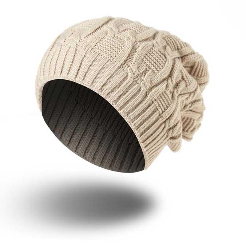 2017 Brand Beanies Knit Winter wool Hats For Men Women Beanie Men's Winter Hat Caps Bonnet Outdoor Ski Sports Warm Baggy Cap aetrue winter knitted hat beanie men scarf skullies beanies winter hats for women men caps gorras bonnet mask brand hats 2018