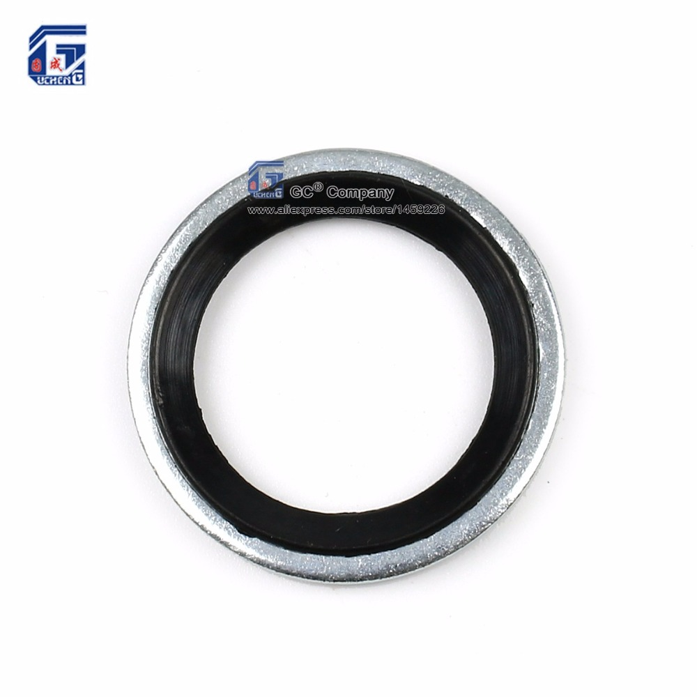 ( 25.1 x 17.2 x 1.3 mm ) Compressor Seal Washer Gasket for GM (General Motors) Cars