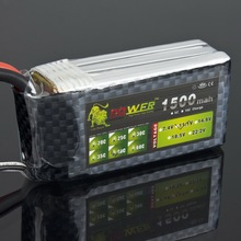 Register shipping !1pcs Lion Power Lipo Battery 11.1V 1500Mah 40C MAX 60C T Plug for RC Car Airplane Helicopter