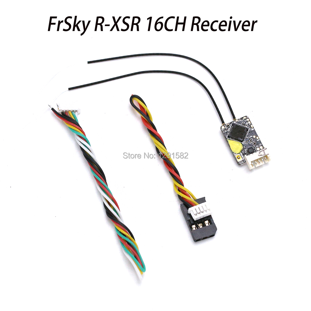 FrSky R XSR Ultra SBUS / CPPM Switchable D16 16CH Mini