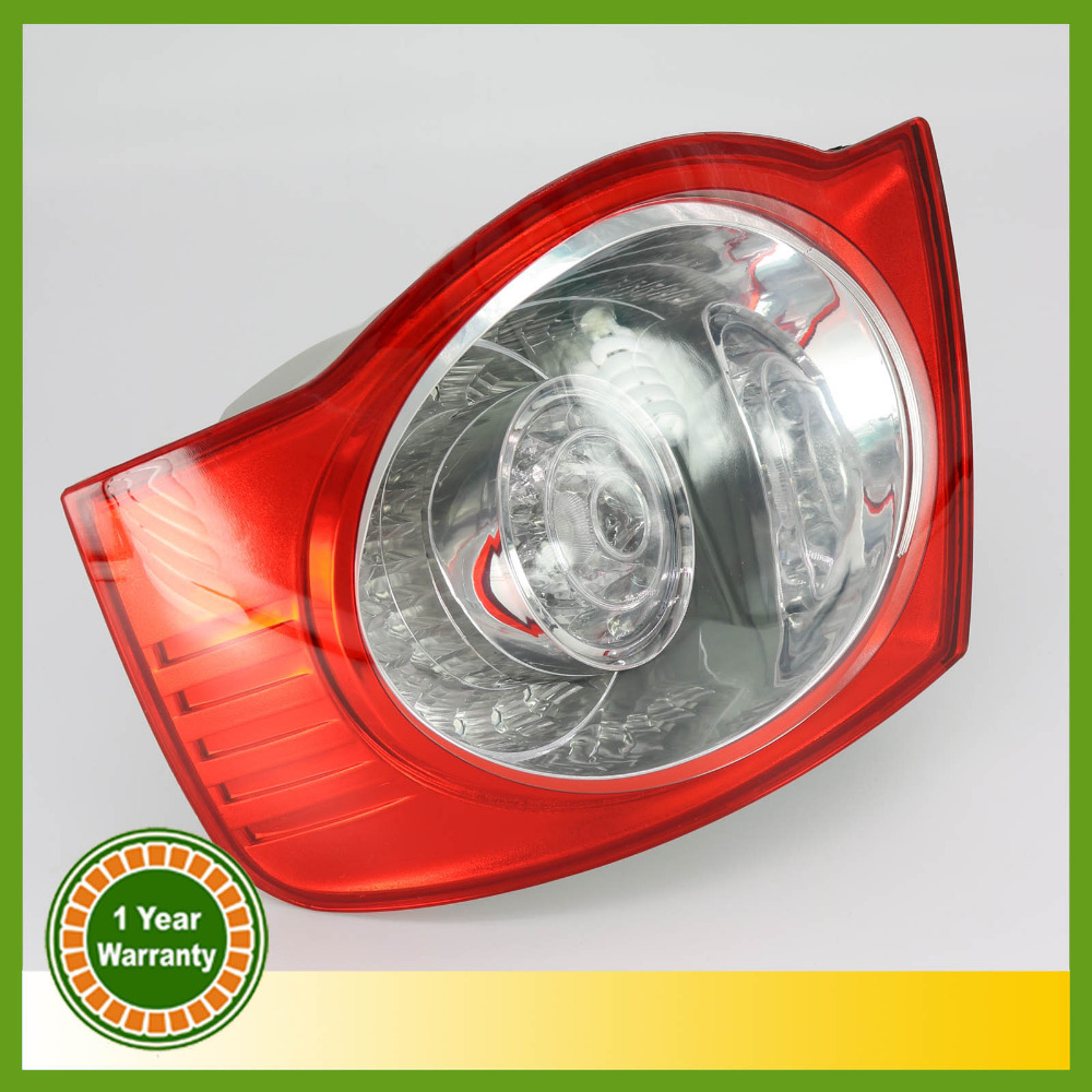 For VW Jetta 5 2005 2006 2007 2008 2009 2010 2011 LED Rear Tail Light Lamp Right Side Outer Left-hand Trafic Only free shipping for skoda octavia sedan a5 2005 2006 2007 2008 left side rear lamp tail light