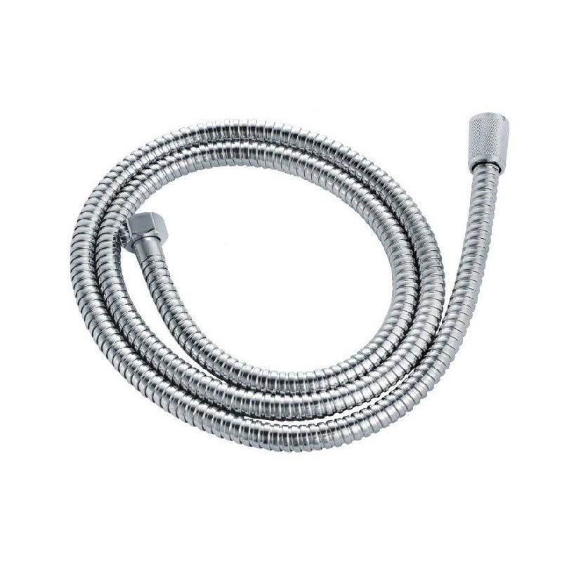 New Flexible Shower Hose 1.5m/2m Plumbing Hoses Stainless Steel Chrome Bathroom Accessories Water Head Showerhead Pipe