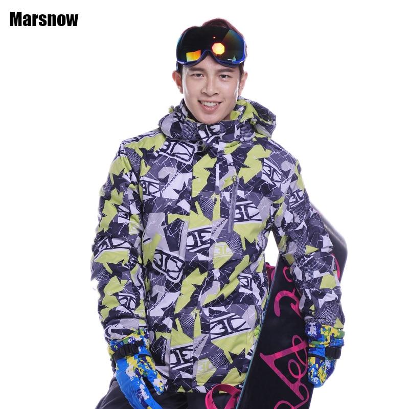 Dropshipping new Brand snow jacket waterproof windproof thermal coat 2016 hiking camping cycling jacket winter ski jacket men airtac gr200 08 c1 series of genuine original source
