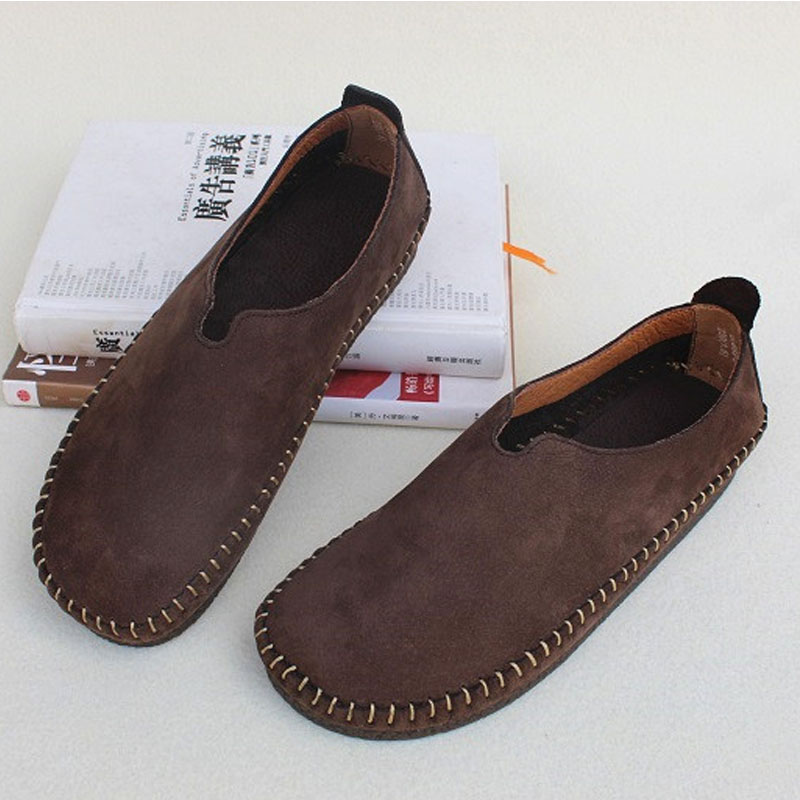 Women Shoes Flat Round toe Slip on Ballet Flats Shallow Ladies Flat Shoes 100% Genuine Leather Womens Loafers (668-1-f) Women Shoes Flat Round toe Slip on Ballet Flats Shallow Ladies Flat Shoes 100% Genuine Leather Womens Loafers (668-1-f)