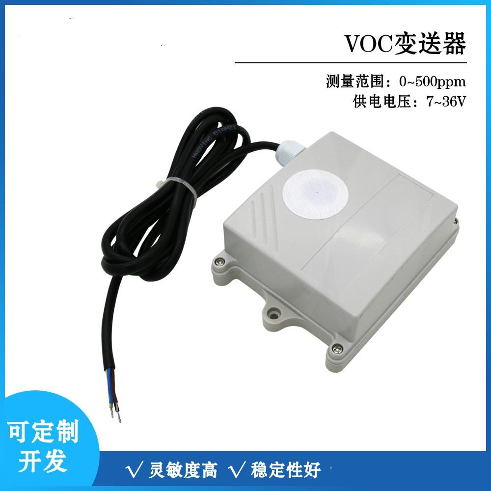 Ammonia/Ammonia Concentration Detection Sensor Module VOC Gas Detection Controller RS485 OutputAmmonia/Ammonia Concentration Detection Sensor Module VOC Gas Detection Controller RS485 Output