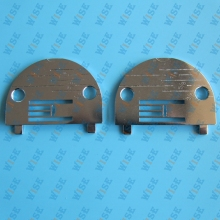 Sewing Machine Needle Plate #NZ5LG 2PCS