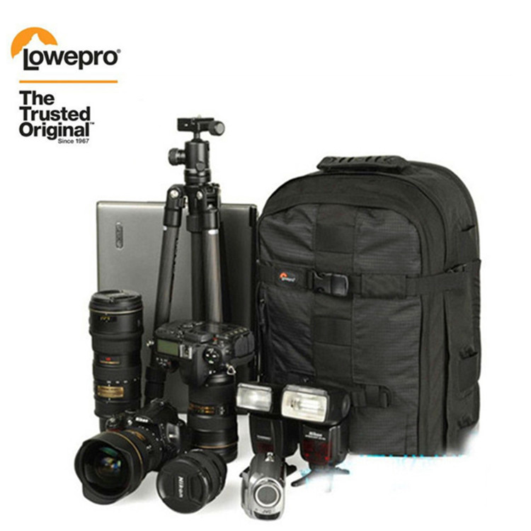 Free Shipping NEW Genuine Lowepro Pro Runner 350 AW Shoulder Bag Camera bag put 15 4
