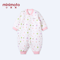 Minimoto Baby Rompers Long Sleeve Toddler Girls Overalls Autumn Newborn Jumpsuits Infant Boys One Piece Clothing Kids Clothes