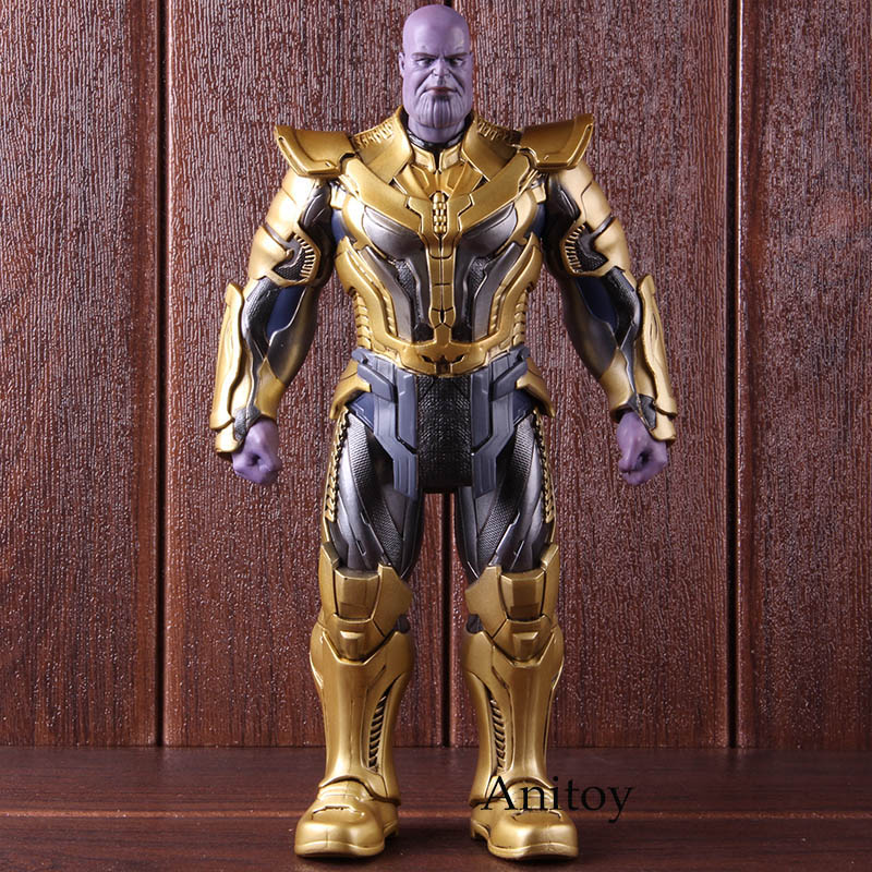 Hot Toys Avengers Infinity War Thanos Action Figure 1/6 Scale PVC Collectible Model Toy For Kids Children Gift