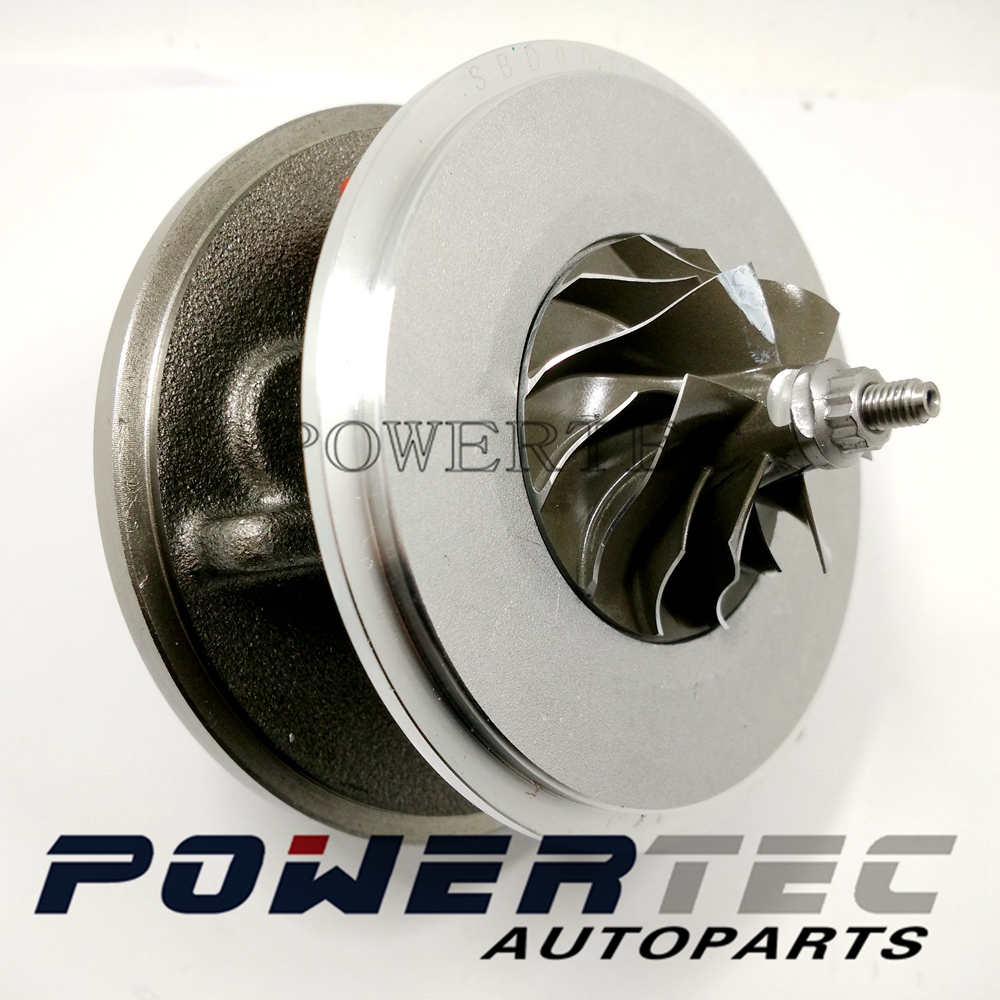 GT1749V 731877-0006 731877-0001 731877 Garrett turbocharger core cartridge Euro 4 CHRA turbo for BMW 320 d E46 150 HP M47TuD20