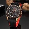 LIGE новые мужские s часы Топ люксовый бренд мужские уникальные спортивные часы мужские кварцевые часы Дата водонепроницаемые наручные часы ...