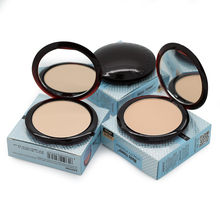 Music Flower Makeup VITALITY Pressed Powder Face Powder Contour Foundation 24H Lasting Whitening Concealer Cosmetic