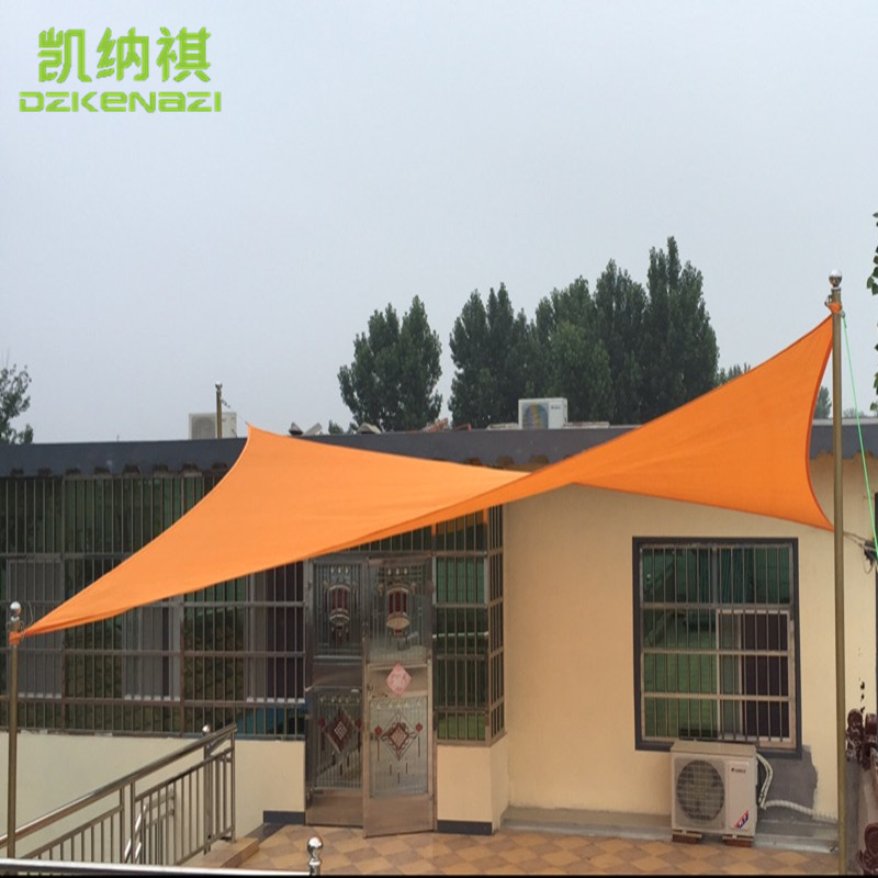 320gsm 95 Uv Hdpe Net Materials For Making Customized Size Of Sun
