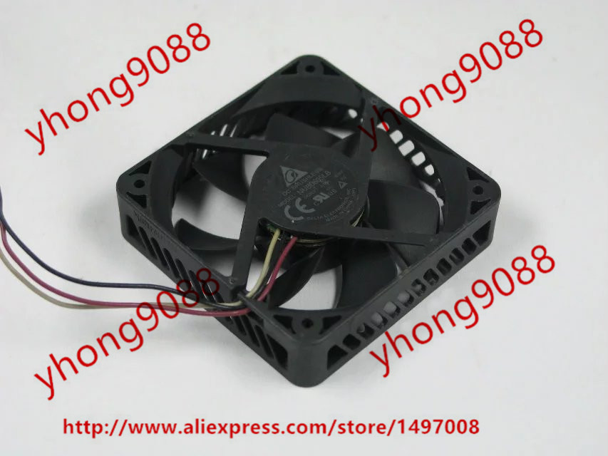 Free Shipping For Delta NUB0605LB -E107 DC 5V 0.15A 3-wire 3-pin connector 60x60x15mm Server Square Cooling Fan free shipping for delta efb0612ha ar08 dc 12v 0 18a 3 wire 4 pin 120mm 60x60x10mm server square cooling fan