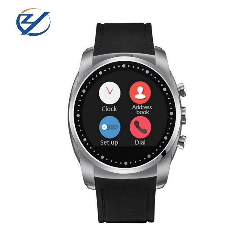 ZAOYI A8 Bluetooth Smart Watch Support SIM Card Camera Heart Rate Monitor font b Smartwatch b