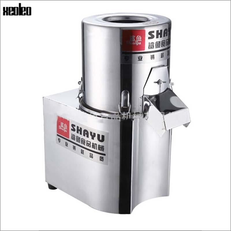 Xeoleo Vegetable Chopped machine Shredding Machine Vegetable Cutter Machine For Radish/Onion/Ginger/Garlic/Eggplant/Potatoes