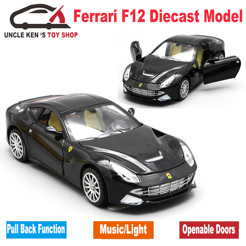 Image 5 - Diecast Scale Models Toys Sport Cars, Collection Vehicle For Boys With Different Colors-in Diecasts & Toy Vehicles from Toys & Hobbies