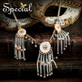 Special New Fashion Maxi Necklace Natural Sea Shells Pendants Rhinestones Chokers Statement Jewelry Gifts for Women XL160101