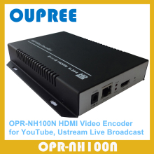 OPR-NH100N H.264 HDMI Video Encoder for IPTV, Live Stream Broadcast, works with wowza, xtream codes, youtube hdmi encoder.(China)