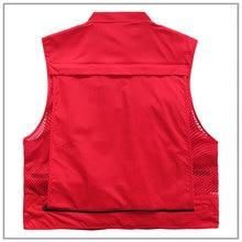 2017 Hot Tactical Molle Waistcoat Hiking Vest Men's M-XXXL Mesh Hunting Fishing Vest  Photography Jacket Camping Multi-Pockets