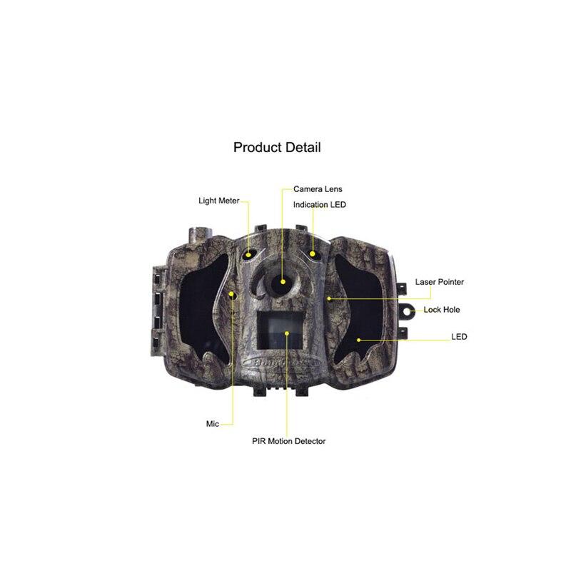 Image 5 - Bolyguard hunting camera 4G TrailCamera SMS night vision MMS GPRS Black IR 36MP 1080P HD Photo Traps thermal imagers Wildcamera-in Hunting Cameras from Sports & Entertainment