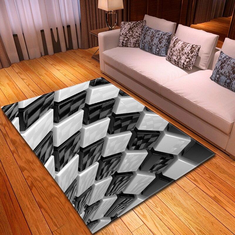 SKTEZO le nouveau tapis 3D pour tapis de salon et tapis pour la maison salon tapis chambre tapis grand - 6