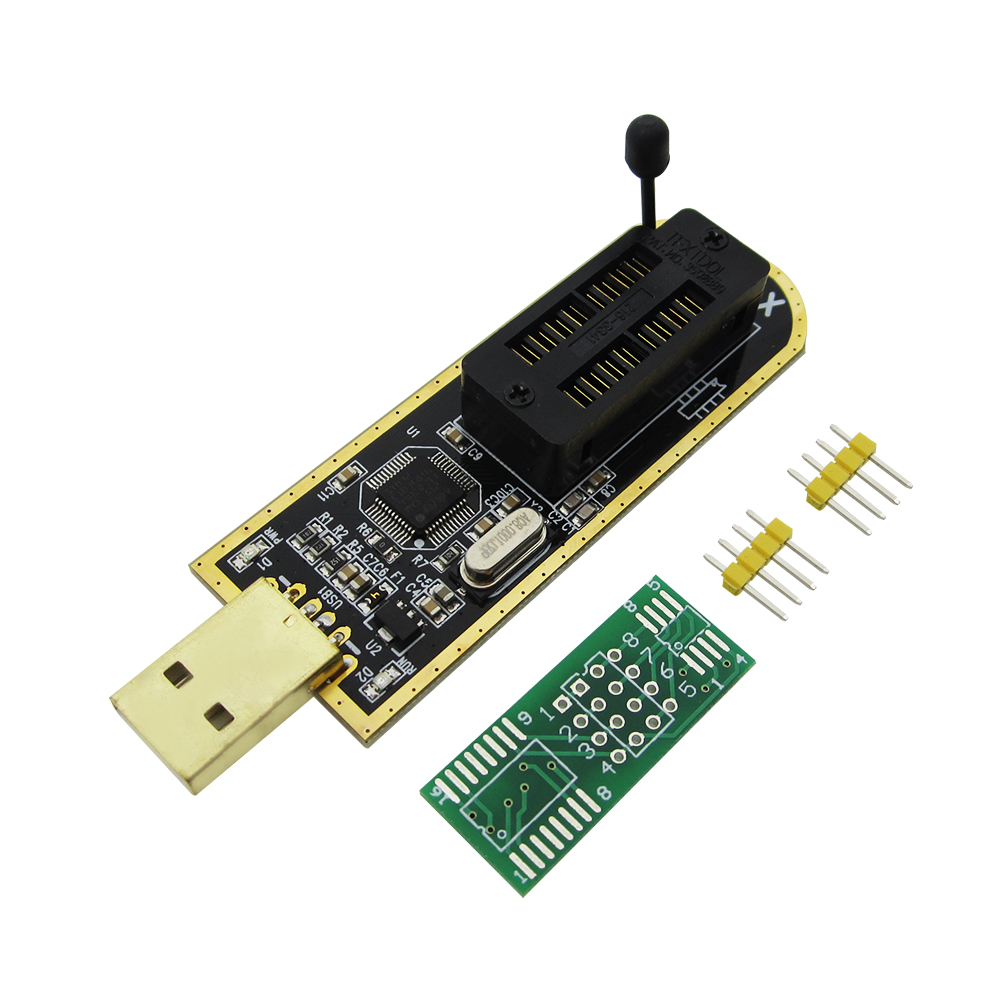 XTW100 Programmer USB Motherboard Multifunctional BIOS SPI FLASH 2425 Read / write Burner