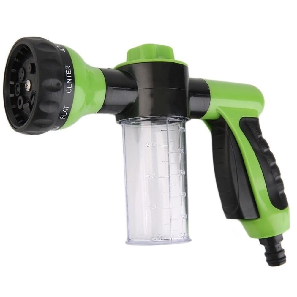 Large 24cm Portable Auto Car Foam Water Gun, High Pressure Washer Tools