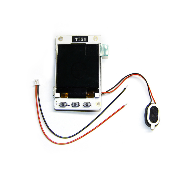 TTGO TS V1.0 V1.4 ESP32 1.44 1.8 TFT MicroSD carte Slot haut-parleurs MPU9250 Bluetooth Wifi Module