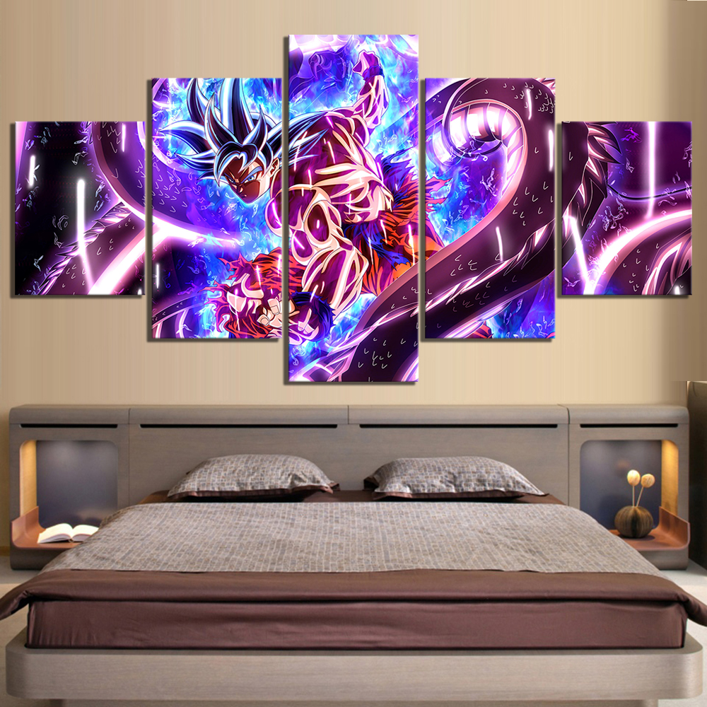 5d diy diamond painting home decorative embroidery 5pcs Dragon Ball for decoration H265