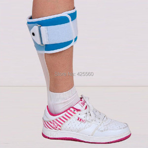 Image 5 - Ankle Foot Drop AFO Brace Orthosis Splint Leaf Spring Recovery Equipment Injection Molded Left Right