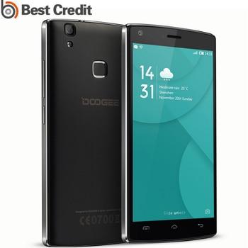 DOOGEE X5 MAX Pro 2GB RAM 16GB ROM 5.0 inch 4G Smartphone 4000MAh MTK6737 Quad Core 1.3GHz Fingerprint Sensor smartphone