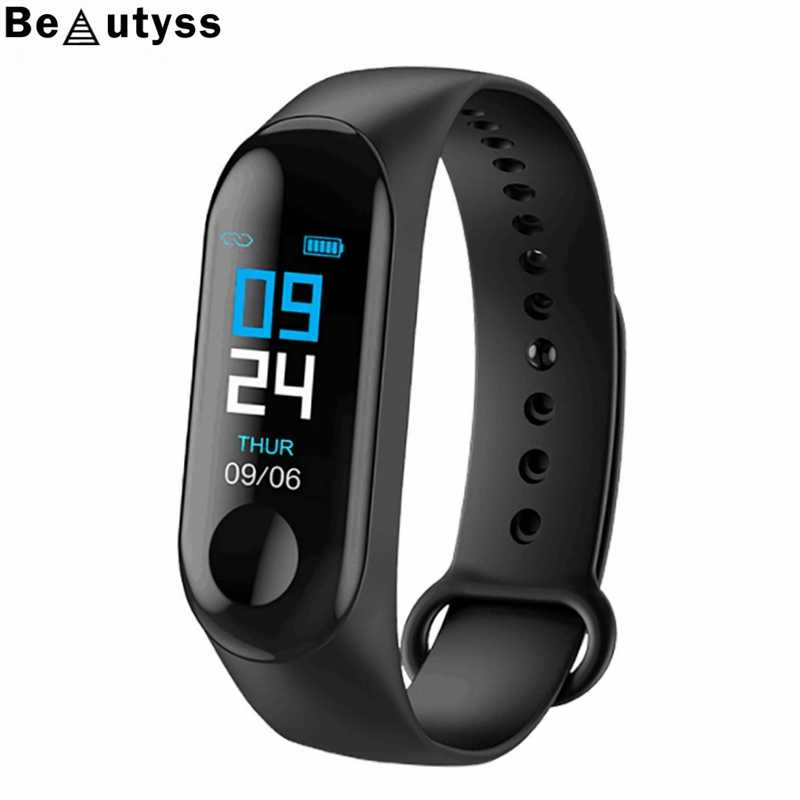 Beautyss M3 xplus Smart Watch Sport Fitness Activity Tracker Watch pedometer Sport Watch Touch Screen Smart Band Wristband