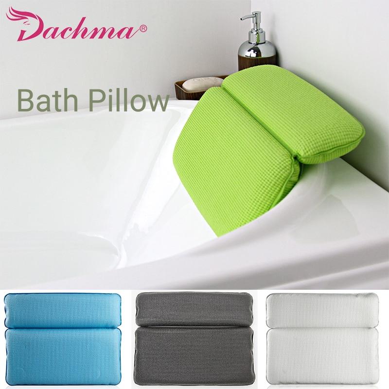 Home Bath Pillow Spa Bath Pillows For Bathroom Bathtub Pillow for a ...