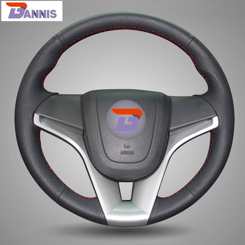 BANNIS қара жасанды былғары DIY Chevrolet Cruze - Автокөліктің ішкі керек-жарақтары - фото 1