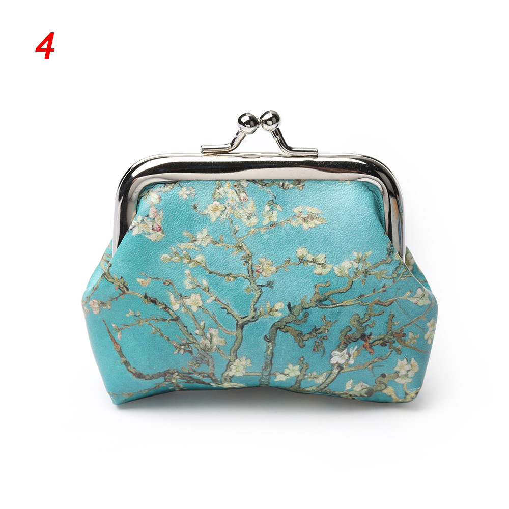 Money Cash Card  Hasp  Change Bag Small Wallet  Women Clutch Coin Purses