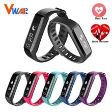 Vwar G15 Спорт Smartband Часы Кровяного Давления Heart Rate Monitor IP67 Водонепроницаемый Смарт Браслет с Удаленной Камеры браслет