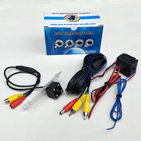 Car Parking Camera For Chrysler Concorde 1998~2004 / Wire / HD Wide Lens Angle CCD Night Vision Rear view Camera