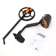 MD-3060 Underground Metal Detector Handheld Treasure Hunter Gold Digger Finder Hunting Sensitive Adjustable Scanner Waterproof недорго, оригинальная цена