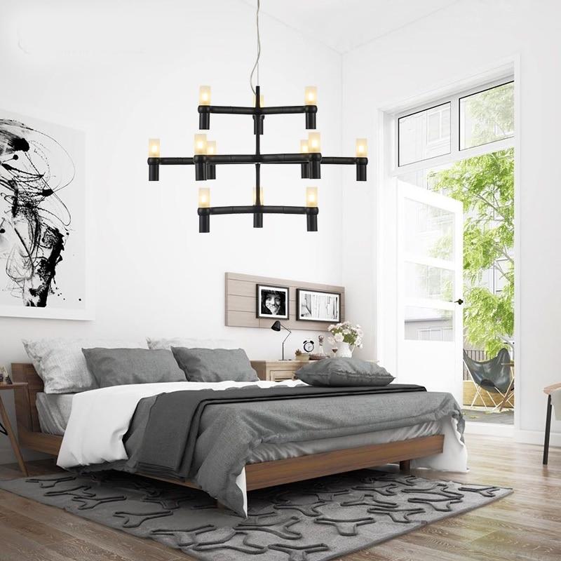 Eccezionale Moderno Corona Principale Luce Lampadario Lampadari di Design di  VU95