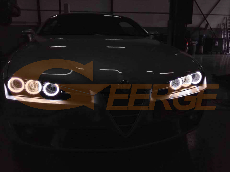 Alfa Romeo üçün 159 2005 2006 2007 2008 2009 2010 2011 Əla 6 - Avtomobil işıqları - Fotoqrafiya 6