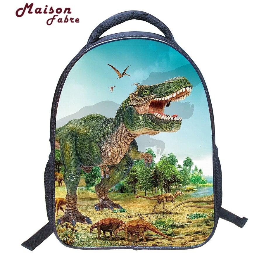 Maison Fabre 2017 Animal Design Children Boys Girls 3D Cute Dinosaur School Bag Anti-lost Backpack Kids Kindergarten Bag 106#30
