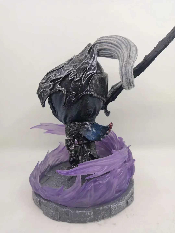 19 cm anime figura primeiro 4 figuras sd dark souls artorias figura de ação collectible modelo brinquedos para meninos