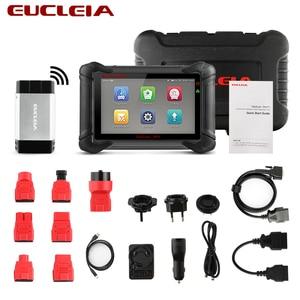 Image 5 - EUCLEIA S8M OBD2 Professionelle Full System Automotive Scanner ABS EPB Immo PK MS906 MS908 X431 V X431 Pro OBDII Diagnose werkzeug