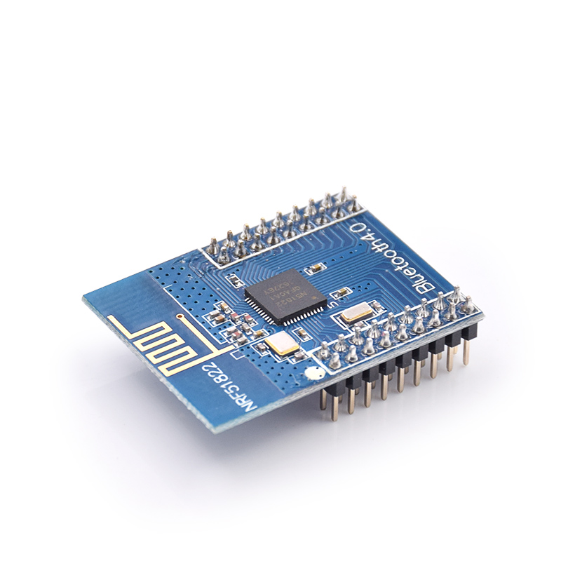 CORE51822 BLE4.0 Bluetooth 2.4 GHz Wireless Module NRF51822 Communication Board RF Controller 2-3.6V
