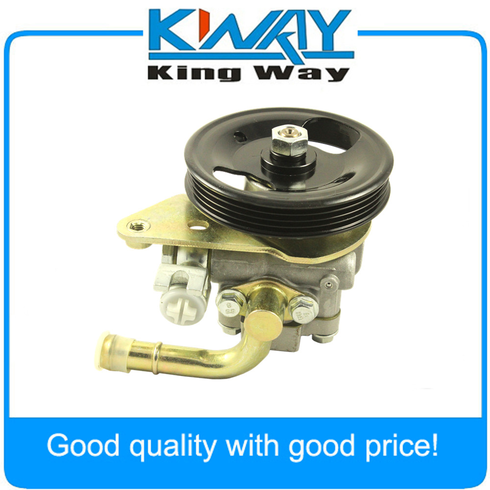 New Power Steering Pump with Pulley for Nissan Maxima Infiniti I30 I35 49110-40U1B new power steering pump for mercedes benz w163 ml320 ml350 ml430 ml500 ml55