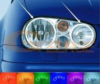 For Volkswagen VW Golf Mk4 1998 2004 Excellent Angel Eyes Kit Multi Color Ultrabright RGB LED