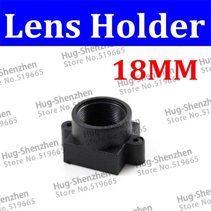 10 StÜcke Hd21 M12 X 0,5mm Objektivanschluss Abs Objektivanschluss Kameraobjektiv Montieren Abs Linsenhalter Fixed Pitch 18 Mm