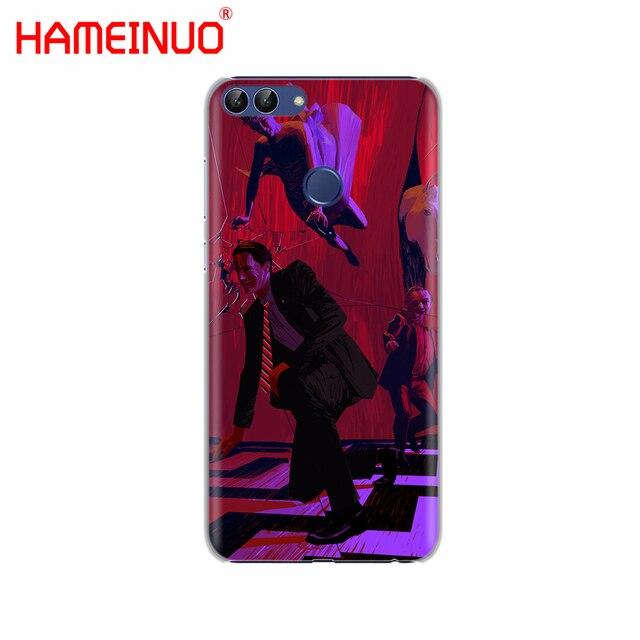 HAMEINUO housse de protection double pics Fire Walk With Me pour Huawei NOVA 2 2S 3e PLUS LITE P smart 2018 profitez de 7s mate 7 8 9 10 pro