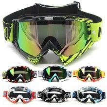 노드 슨 야외 오토바이 고글 사이클링 MX 오프로드 스키 스포츠 ATV 먼지 자전거 레이싱 안경 폭스 Motocross 고글 구글